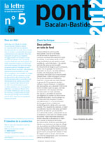 Lettre d'information du pont n°5 - 4ème trimestre 2011 - Document Pdf 900ko