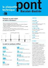 Plaquette technique du pont - Document Pdf 7 Mo